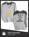 Gill's Grizzlies